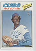 Ray Burris [GoodtoVG‑EX]
