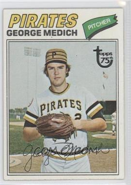 2014 Topps 75th Anniversary Buybacks #1977-294 - George Medich
