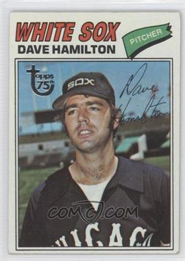2014 Topps 75th Anniversary Buybacks #1977-367 - Dave Hamilton [Good to VG‑EX]