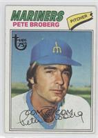 Pete Broberg