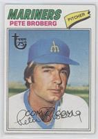 Pete Broberg [GoodtoVG‑EX]