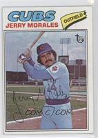 Jerry Morales [Good to VG‑EX]