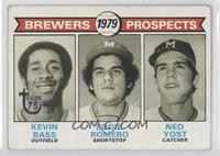Brewers Prospects (Kevin Bass, Eddie Romero, Ned Yost) [PoortoFair]
