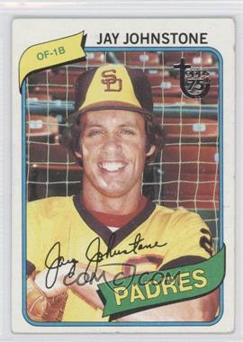 2014 Topps 75th Anniversary Buybacks #1980-31 - Jay Johnstone [Good to VG‑EX]