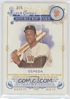 Orlando Cepeda, Willie Mays /5
