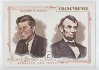 John F. Kennedy, Abraham Lincoln