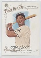Desmond Jennings (Uncorrected error: no card number)