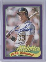 Jose Canseco /10