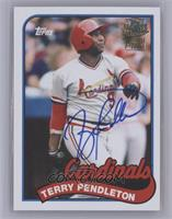 Terry Pendleton [Near Mint‑Mint]