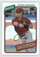 Chris Owings /99
