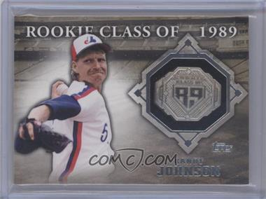 2014 Topps Class Rings Silver #CR-4 - Randy Johnson