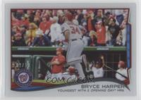 Series Two Checklist (Bryce Harper) /10