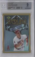 Mike Trout /25 [BGS 9]