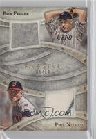 Bob Feller, Phil Niekro /10