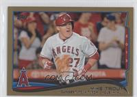 Series Two Checklist (Mike Trout) /2014