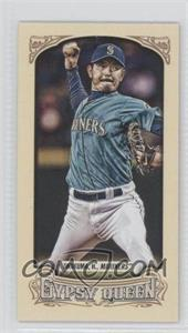 2014 Topps Gypsy Queen - [Base] - Mini #67.2 - Hisashi Iwakuma (Teal Jersey)