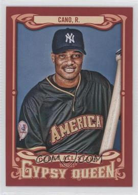 2014 Topps Gypsy Queen - Debut All-Stars #AS-RC - Robinson Cano