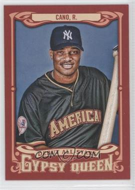 2014 Topps Gypsy Queen Debut All-Stars #AS-RC - Robinson Cano