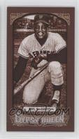 Willie Mays (Kneeling w/Bat) /50