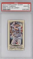 Miguel Cabrera (Number on Jersey Front) [PSA 10]