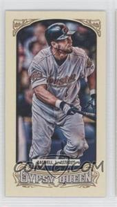 2014 Topps Gypsy Queen Mini #183 - Jeff Bagwell