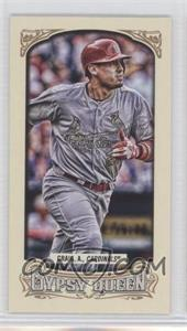 2014 Topps Gypsy Queen Mini #212 - Allen Craig (Running)