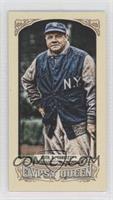 Babe Ruth (Wearing Jacket)