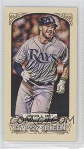 2014 Topps Gypsy Queen Mini #308.1 - Evan Longoria (Running)