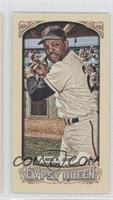 Willie Mays (Batting Stance)
