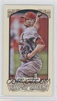 Shelby Miller (Throwing Hand, Up)