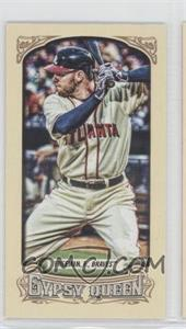 2014 Topps Gypsy Queen Mini #7.2 - Freddie Freeman (Batting Stance)