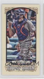 2014 Topps Gypsy Queen Mini #92 - Travis d'Arnaud