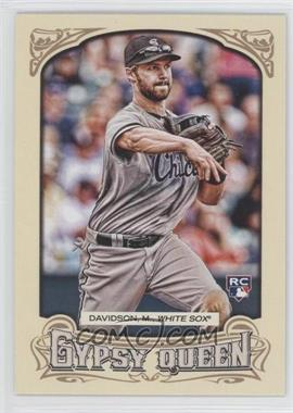 2014 Topps Gypsy Queen #221 - Matt Davidson
