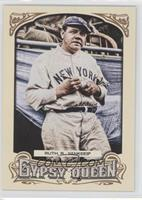 Babe Ruth (Signing Autograph)