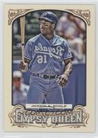 Bo Jackson (One Hand on Bat)