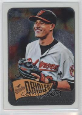2014 Topps Heritage - [Base] - Chrome #THC-150 - Manny Machado /999