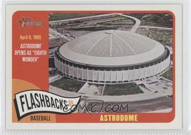 2014 Topps Heritage Baseball Flashbacks #BF-A - Astrodome