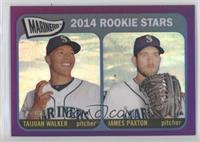 Mariners Rookie Stars (Taijuan Walker, James Paxton)