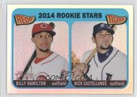 2014 Rookie Stars (Billy Hamilton, Nick Castellanos) /565