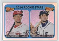 2014 Rookie Stars (Billy Hamilton, Nick Castellanos) /565