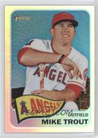 Mike Trout /565