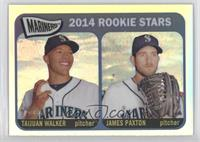 Taijuan Walker, James Paxton /565