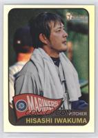 Hisashi Iwakuma /565