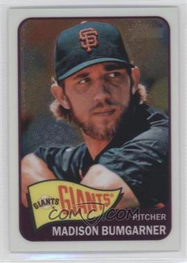2014 Topps Heritage Chrome #THC-428 - Madison Bumgarner /999