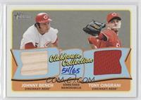 Johnny Bench, Tony Cingrani /65