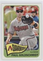Paul Goldschmidt (Action Image Variation)