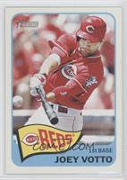 Joey Votto (Action Image Variation)