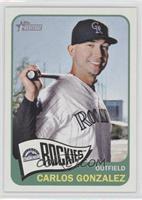 Carlos Gonzalez (Base)