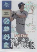 Paul O'Neill /50