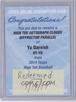 Yu Darvish /25 [REDEMPTIONBeingRedeemed]